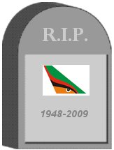 Zambian Airways Tombstone