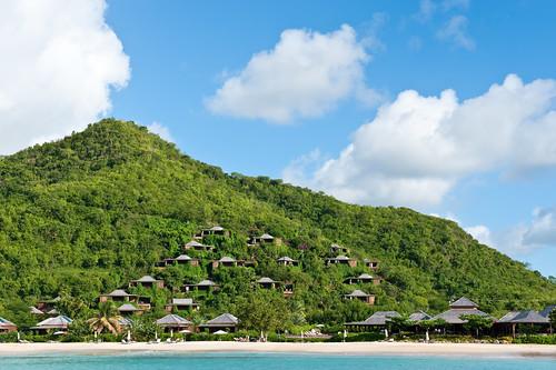 Alojamientos en el Caribe