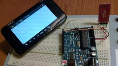 Communication between Linux and Arduino with BlueSMiRF (Ric e Ette) Tags: brazil topv111 topv2222 code topv555 topv333 phone topv1111 bra topv999 cellphone terminal topv5555 programming electronics software mobilephone program celular topv777 arrow hack electronic bluetooth topv3333 topv4444 seta command serial tab breadboard esc ctrl programa cdigo eletrnica commands arduino sourcecode comandos pgup nseries protoboard comando programao plugboard xterminal bluesmirf bluetoothmodem sparkfun pgdn rx51 n900 duemilanove arduinoduemilanove cdigofonte pushn900 kapingwiththen900 bluesmirfgold modembluetooth matrizdecontato kapin900