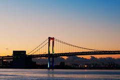 Hello 2010! - Rainbow Bridge | Tokyo, Japan