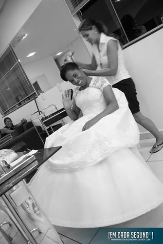 Noiva Afro