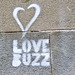 Belfast City - Street Art ( Love Buzz)