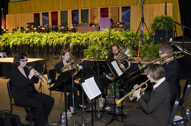 Nazareth Faculty Brass Quintet