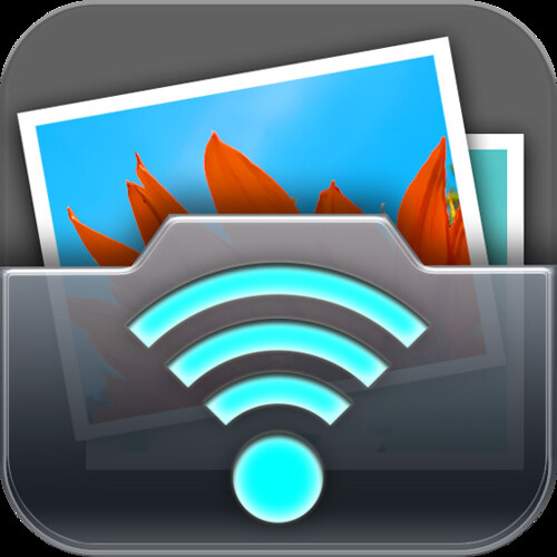 PhotoSync - wirelessly transfers your photos and videos