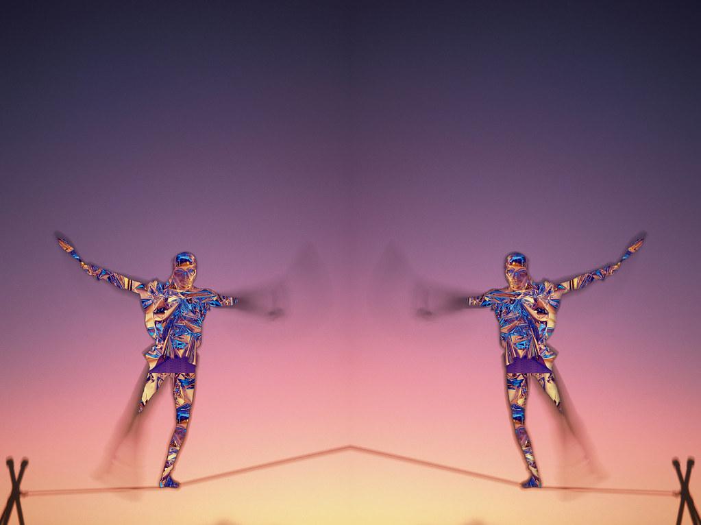 The Strange Duel of Surreal Jugglers