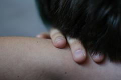 (Indy Charlie) Tags: hair hand fingers fingernails shoulder fingertips nitsa