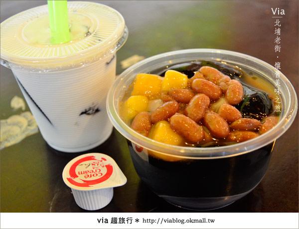 【新竹一日遊】北埔老街~在古廟舊巷內尋找專屬客家的美食49