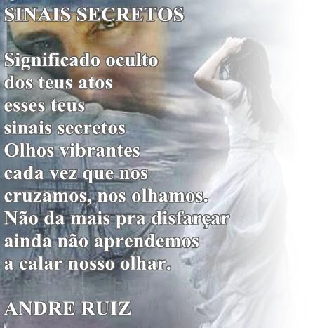 sinais secretos by amigos do poeta