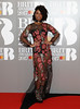 Lianne La Havas attends The BRIT Awards 2017 at The O2 Arena on February 22, 2017 in London, England. (Photo by John Phillips/Getty Images)