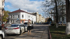 Crimea. Kerch. Oktober 2016