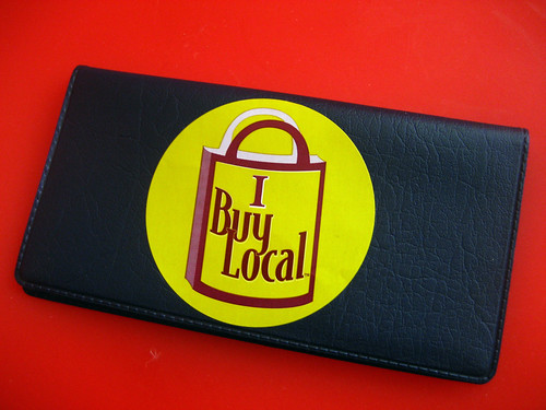 I Buy Local.