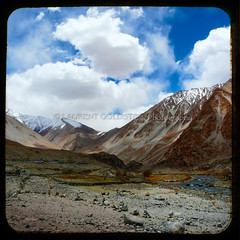 The Land of Genesis (designldg) Tags: travel sky india heritage water river spectacular square photography freedom asia heaven atmosphere panasonic tibetan himalaya shanti freetibet ladakh tibetanplateau  indiasong dmcfz18