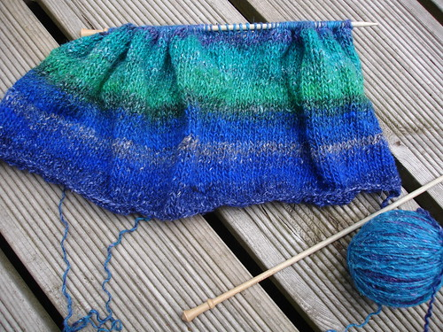 Noro Lizzy WIP