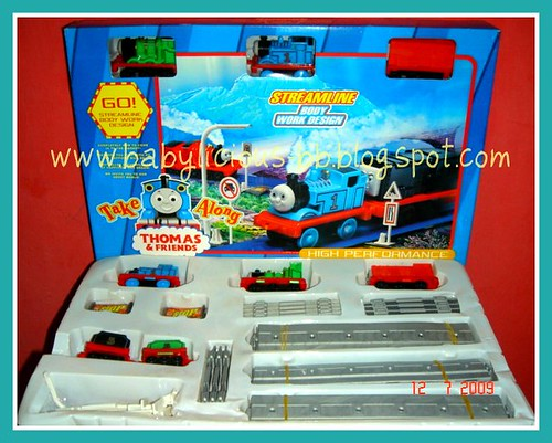thomas and friends instructions