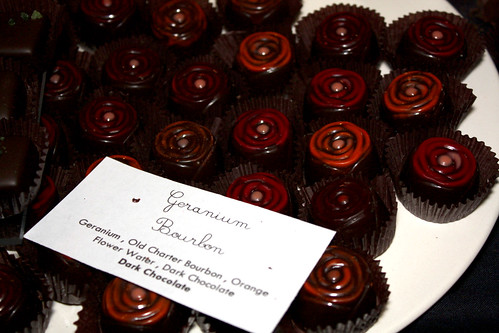 La Châtelaine Chocolat Co. at the 2009 Seattle Chocolate Salon