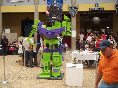 Ticobot 2009
