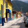 AJIJIC I (uteart) Tags: mexico mainstreet colorful village jalisco cobbles ajijic explore1 utehagen uteart visionquality100 explore071509