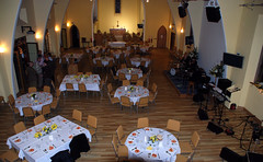SMB Men's Dinner (Kentishman) Tags: church kent nikon canterbury smb stmarybredin d80 dsc1525