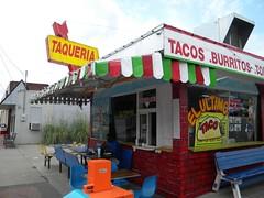 Taqueria in Springdale, Ark.