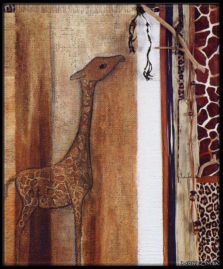 Twig le Girafon