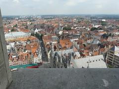 P1050609 (Marcken Van Parijs) Tags: belgium brugge belfry bruges 2009 belfort beffroi 14072009