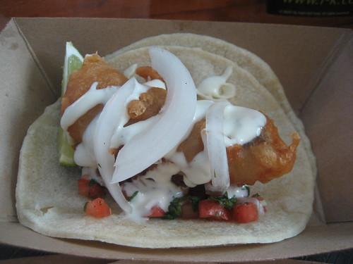 Dorado Tacos & Cemitas, Ensenada fish taco