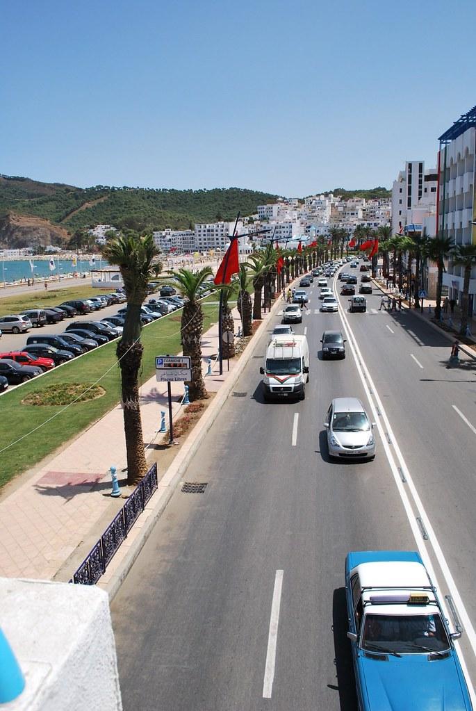 مدينة المضيق بأقصى شمال المغرب 3777593201_c0faab5a9