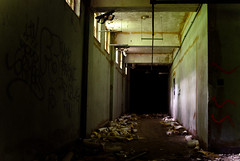 Into the Unknown (Doug NC) Tags: ny newyork longisland kingspark kingsparkpsychiatriccenter kppc nikond80 dougalug