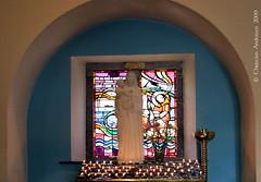 ... séipéal na hÉireann  ... - ... a church in Ireland ... (ChristianofDenmark) Tags: ireland church candlelight 2009 spiddal éirinn irelandinmyheart vigilantphotographersunite vpu2 vpu3 vpu4 vpu5 vpu6 vpu7 vpu8 vpu9 vpu10