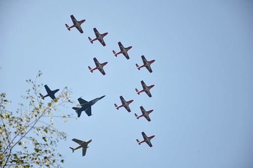 Jets overhead 2