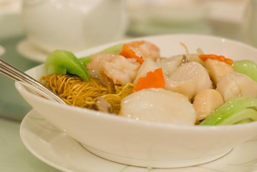 麗華海皇炒麵  Lai Wah Heen Fried Noodles