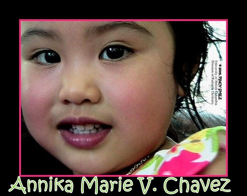 ANNIKA MARIE V. CHAVEZ