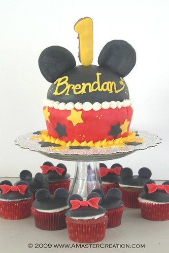 Mickey Mouse for Brendan