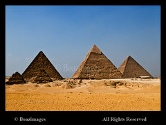 EGYPT (BoazImages) Tags: africa history landscape site scenery desert north egypt landmark tourist cairo arab arabia historical pyramids giza arid attraction boazimages