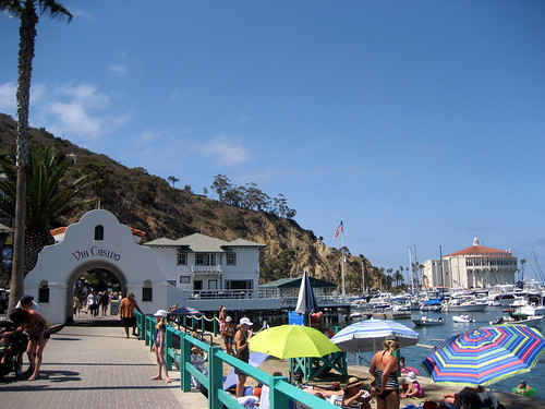 Catalina Island- The Casino