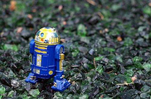 R2-B1 in Green