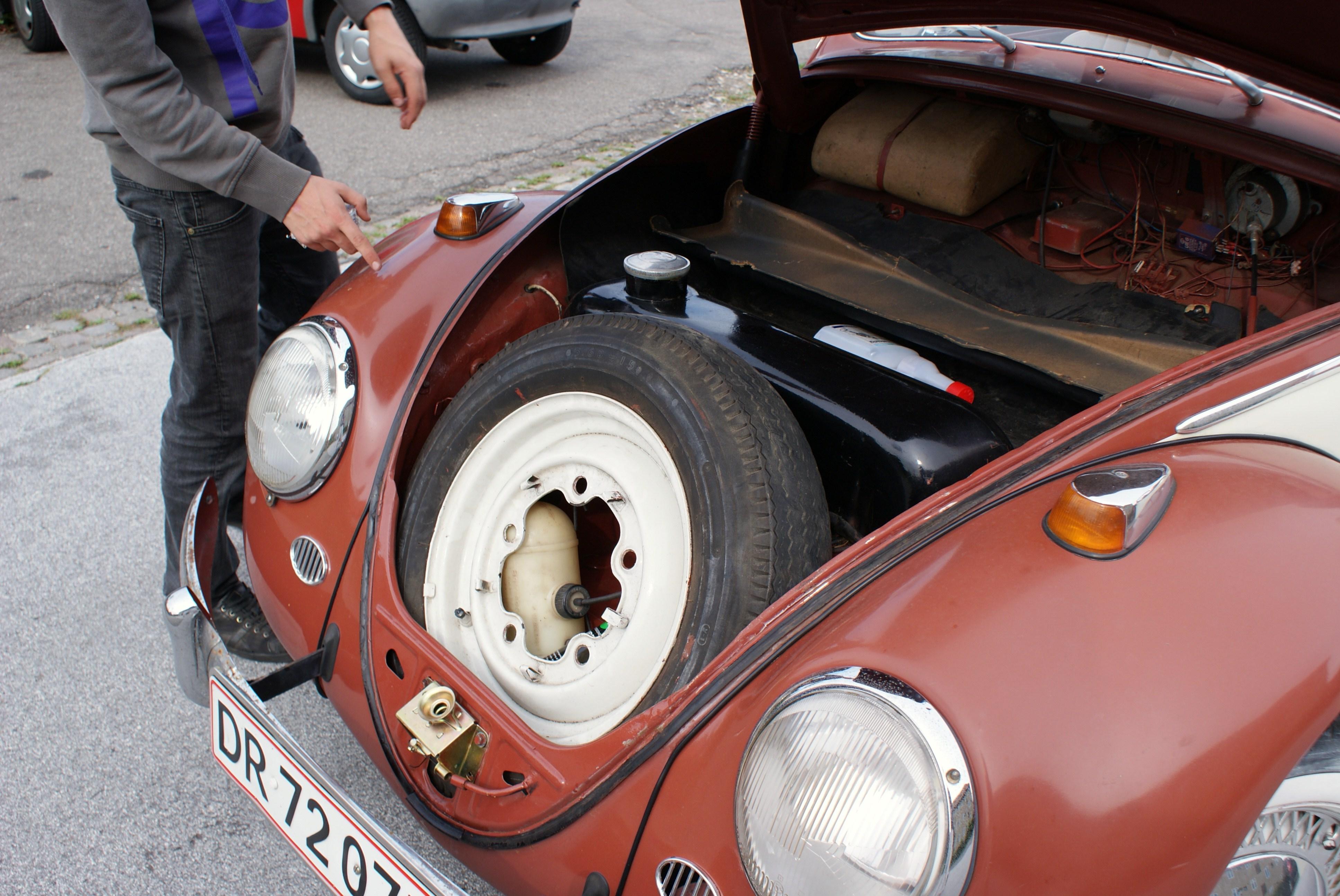 Volkswagen Beetle. a300. alpha 300