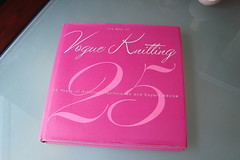 Vogue Knitting 25th Anniversary