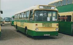 NCT XGM450L Y type bus (BiggestWoo) Tags: uk bus southwales wales island coach transport leopard newport caerdydd barry gwent leyland barryisland