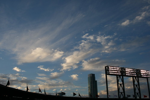 Ballpark Sky