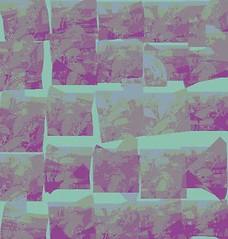 Composition with Raspberries (randubnick) Tags: art leaves digitalart photograph painter raspberries posterized patternpen