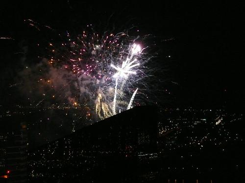 Celebration on the Grand Fireworks 2009