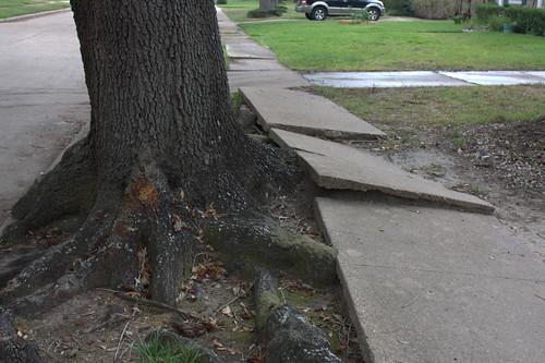 Beating the sidewalk