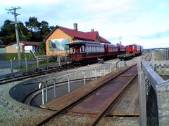 Strahan Railway Station