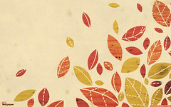 WW26 - 1680 x1050 (invisibleElement) Tags: desktop wallpaper fall leaves illustration background vector invisibleelement wednesdaywallpaper