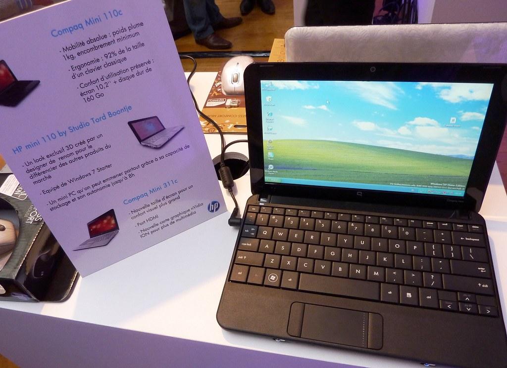 HP Compaq 110c