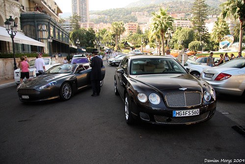 Welcome to Monaco.