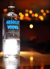 Absolutely (Armando Maynez) Tags: nikon sb600 vodka absolut armando speedlight strobe d90 35mmf18 strobist maynez