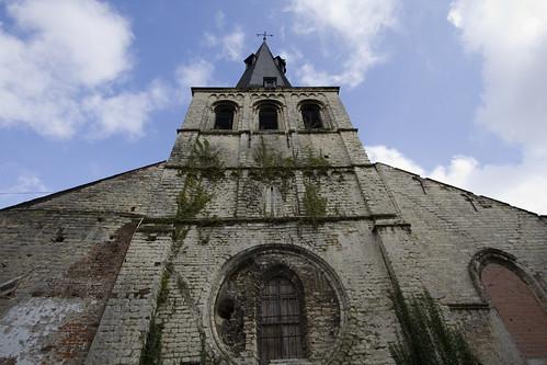 Kunst in de steigers - Sint-Jacobskerk