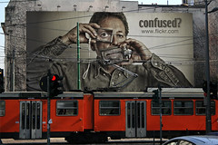 confused? (TheWalkinMan) Tags: selfportrait for contest group billboard musicfriends atthe mywinners photofunia graphicmaster